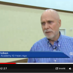 Global News covers the John Volken Academy at PricePro