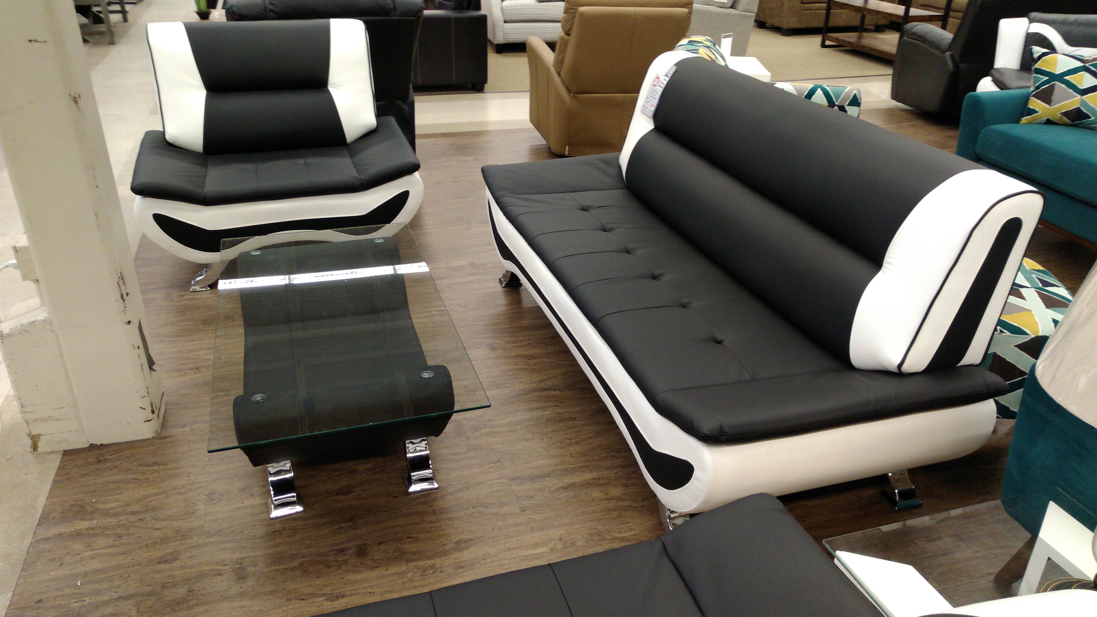 Jx1905 Sf004 Sofa Love Chair Coffee Table Combo