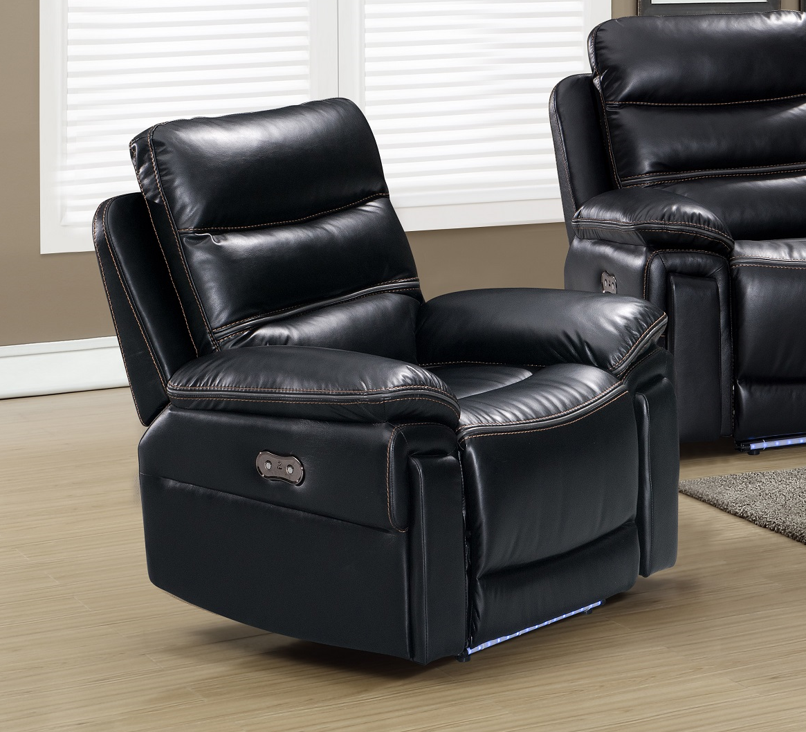 30850 Black Power Recliner Chair Pricepro Grocery And